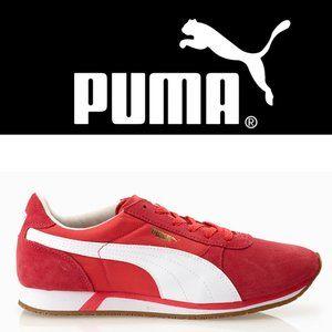 Puma Retro Joggers - Size 7